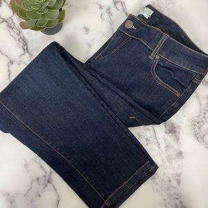 Torrid Ex-Boyfriend Dark Wash Jeans Size 12